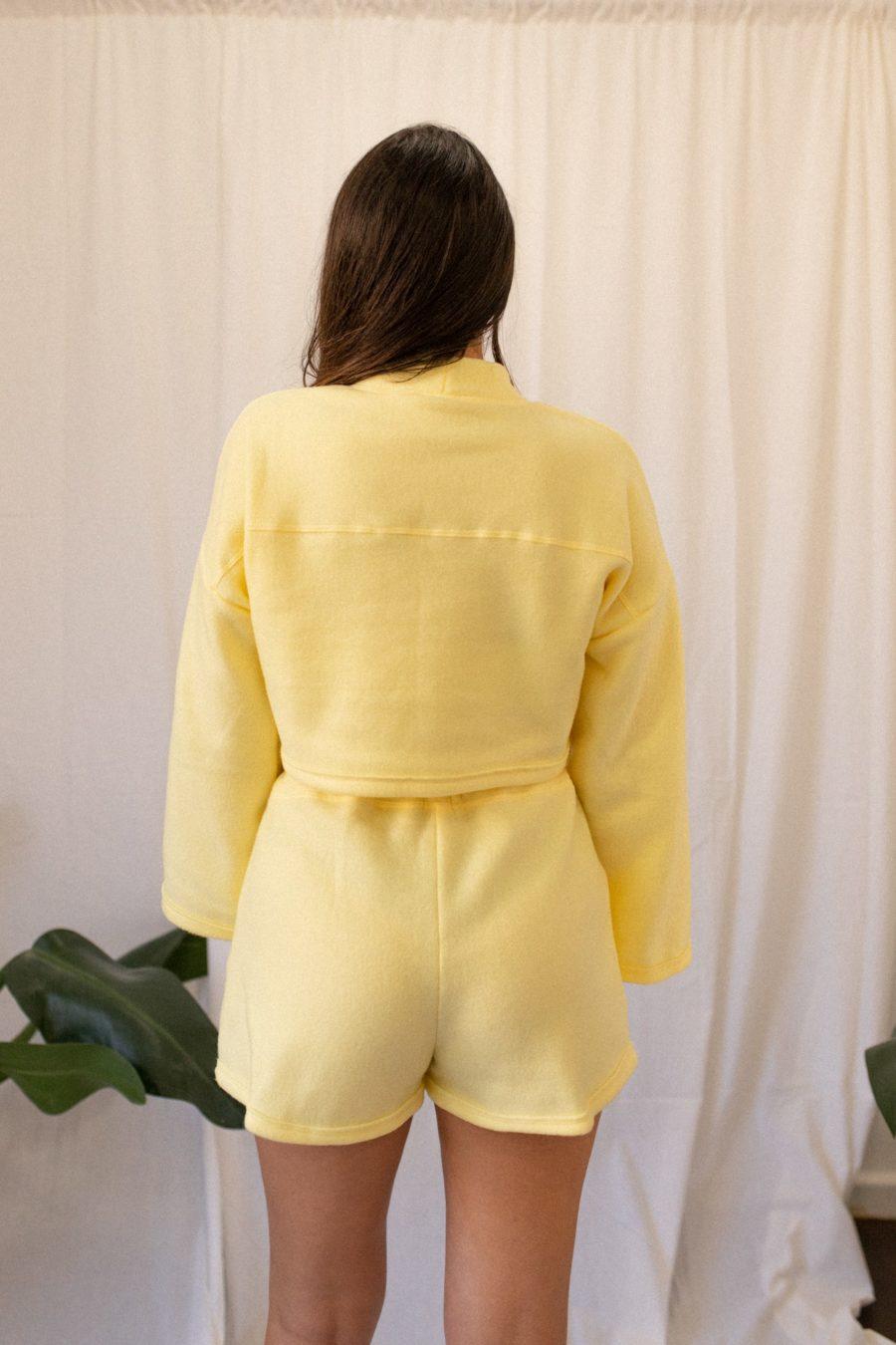 Blusa de manga sino