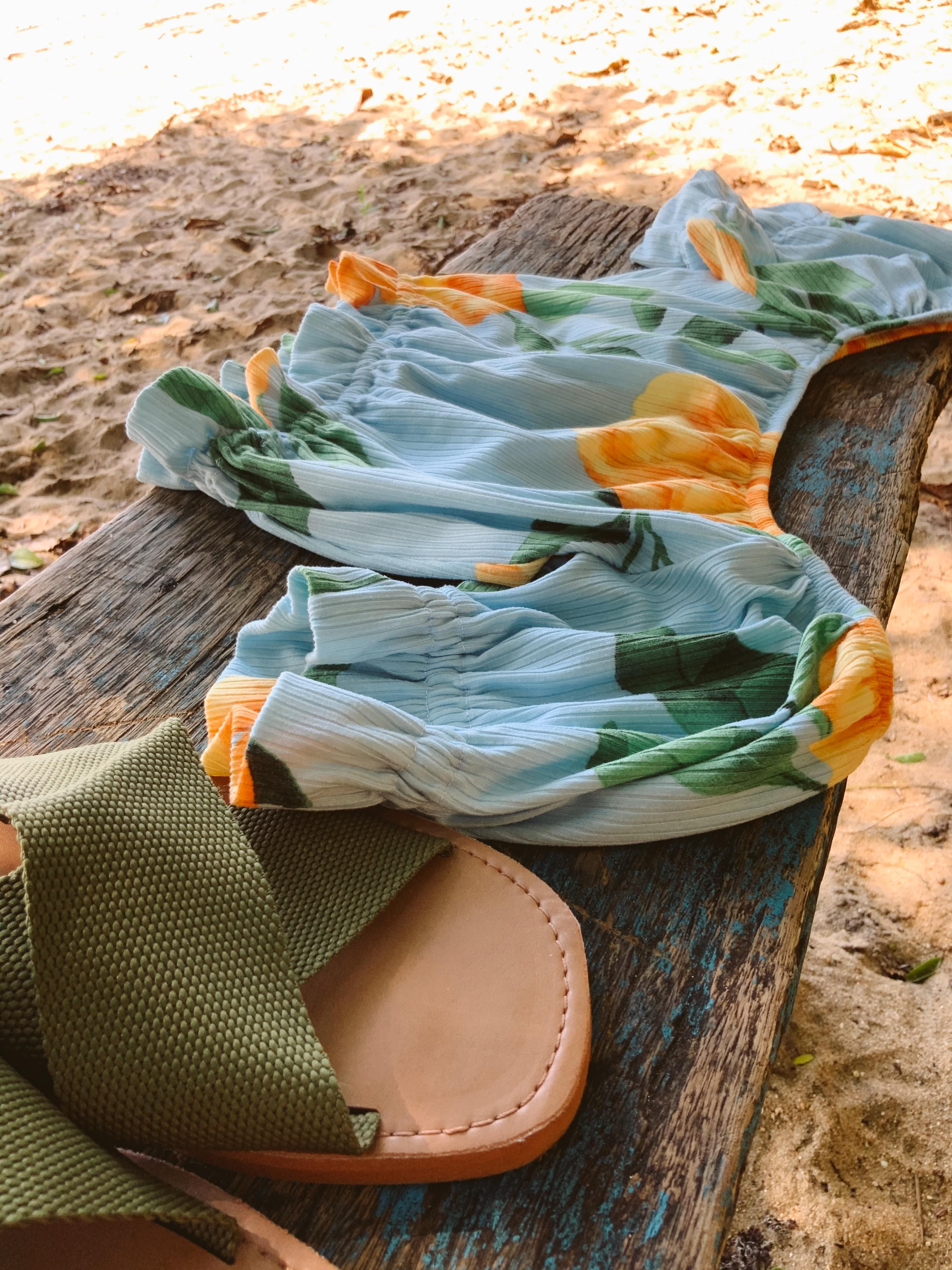 Cropped ciganinha canelado