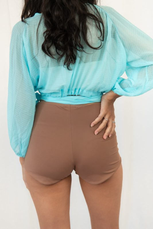 Short Hot Pants Nude